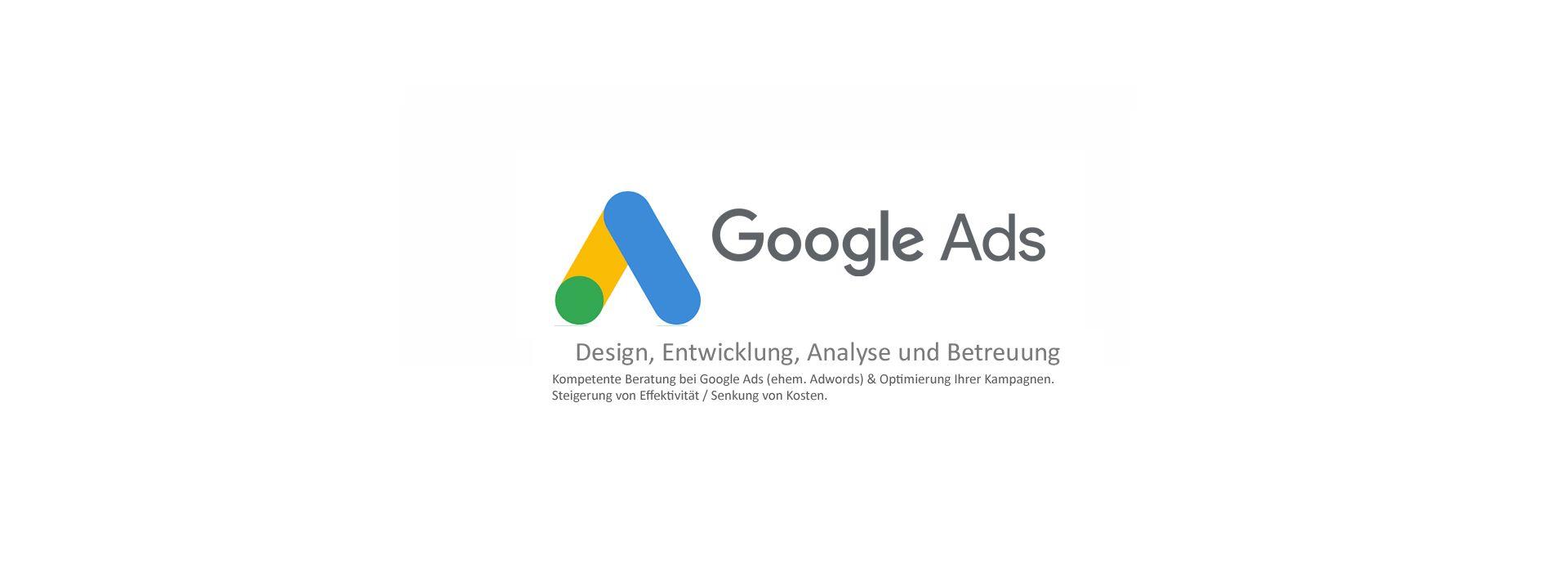 Google Ads - Adwords für Fachärzte, Krankenhäuser, Fachkliniken & Gesundheitsbetriebe